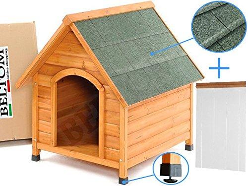 cucce per cani da esterno On cucce per cani in legno coibentate