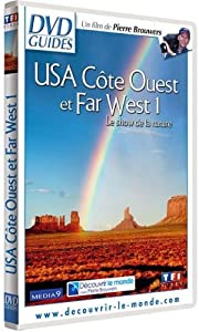 USA Côte Ouest et Far West 1 - Le show de la nature