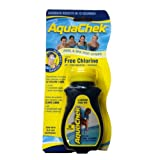 Happy Hot Tubs Aquachek 50 Chlorine Test Strips 4 Way Hot Tub Swimming Pool Quick DIP Aquacheck