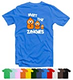 Meet The Zingies EDF Energy Zingy Funny Mens T-Shirt by Smudged