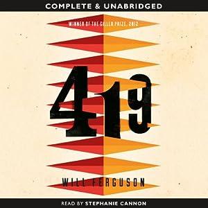 419 Audiobook