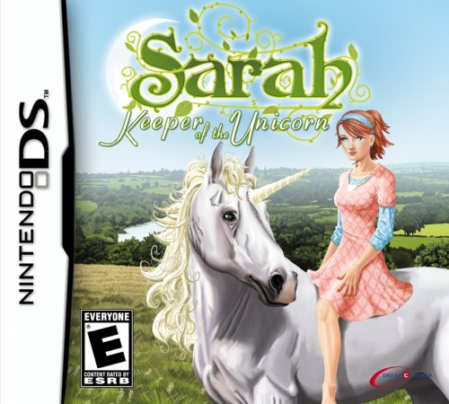 Sarah Keeper of the Unicorn - 1