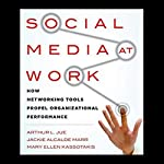 Social Media at Work: How Networking Tools Propel Organizational Performance | Arthur L. Jue,Mary Ellen Kassotakis,Jackie Alcalde Marr