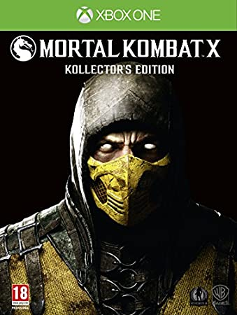 Mortal Kombat X Kollector's Edition (Xbox One)