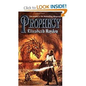Prophecy: Child of Earth Elizabeth Haydon
