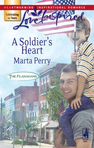 Image of A Soldier's Heart (The Flanagans, Book 7) (Love Inspired #396)