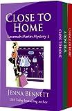 Cutthroat Business Mysteries Boxed Set 4-6 (Savannah Martin Mysteries)