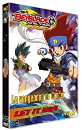 Beyblade Metal Fusion - Vol. 2 : La Vengeance Du Cancer