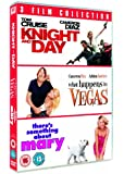 Knight and Day / What Happens in Vegas / There's Something About Mary Triple Pack [DVD] [1998]