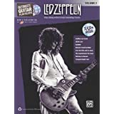 Ultimate Guitar Play-Along Led Zeppelin, Vol 2: Authentic Guitar TAB, Book and 2 CDsby Led Zeppelin