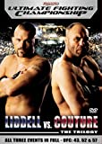 Ultimate Fighting Championship 43 - Meltdown/Ultimate Fighting Championship 52 - Couture Vs Liddell 2/Ultimate Fighting Championship 57 - Liddell Vs Couture 3 [DVD]