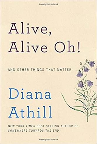 Alive, Alive Oh!: And Other Things That Matter written by Diana Athill
