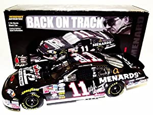 Buy 2006 Paul Menard #11 Talladega (3 Days of Dale) 1 24 Action Diecast 6X TEAM SIGNED by Trackside Autographs