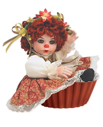 Marie Osmond Rag  a Muffin Cinnamon Streusel - Buy Marie Osmond Rag  a Muffin Cinnamon Streusel - Purchase Marie Osmond Rag  a Muffin Cinnamon Streusel (Charisma, Toys & Games,Categories,Dolls,Porcelain Dolls)