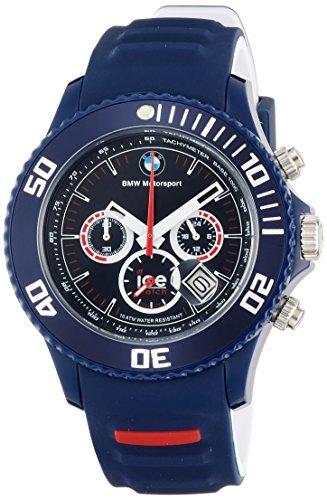 Ice-Watch Herren-Armbanduhr Analog Quarz Silikon BM.CH.DBE.B.S.13