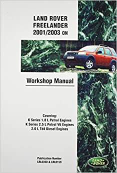 2003 land rover freelander repair manual