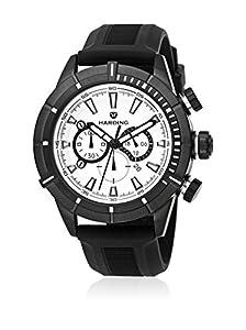 Reloj Harding HA0202 Aquapro - Acero, correa de caucho color negro