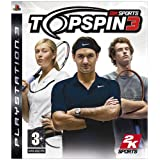 Top Spin 3 (PS3)by Take 2 Interactive