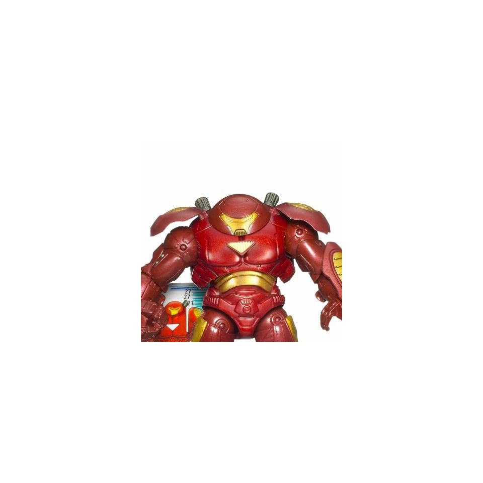 Iron Man Hulkbuster Armor Comic Book Action Figure