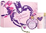 Vera Wang Princess By Vera Wang 4pc SET 3.4 Oz EDT Spray Perfume
