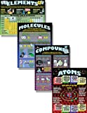 McDonald Publishing Atoms, Elements, Molecules, and Compounds Poster