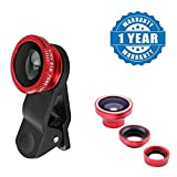 #6: Captcha 3 In 1 Universal Smart Phone Camera Lens (Color May Vary)