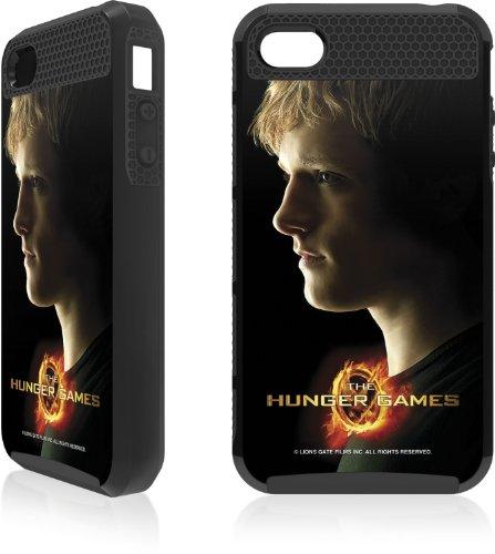 Skinit The Hunger Games -Peeta Mellark Apple iPhone 4 / 4S Cargo Case