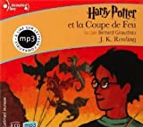 Image of Harry Potter et la COupe de Feu (French edition of Harry Potter and the Goblet of FIre) - 2 MP3 compact discs