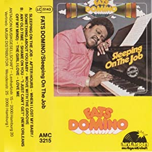 The Best of Fats Domino [CASSETTE] (UK Import) [Musikkassette]