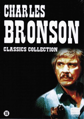Charles Bronson - Classic Collection - 14-DVD Box Set ( The Mechanic / The Valdez Horses / Guns of Diablo / 10 to Midnight / Twinky / Honor Among Thieves / Machine Gun Kelly / Tele [ Origine Olandese, Nessuna Lingua Italiana ]