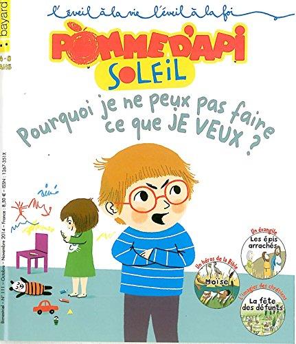 Pomme Api Soleil N111 Oct/Nove 2014 Faire Ce Que Je Veux, Buch