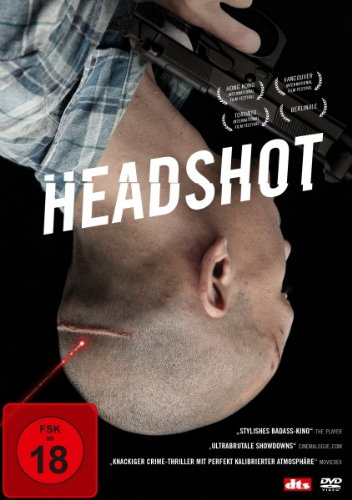 DVD Headshot [Import allemand]