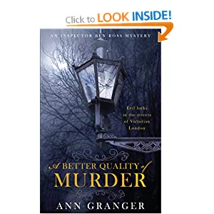A Better Quality of Murder - Ann Granger