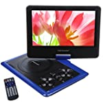 """DBPOWER 9.5"""" Portable DVD Player with..."""