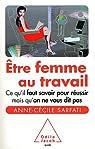 Etre femme au travail par Sarfati