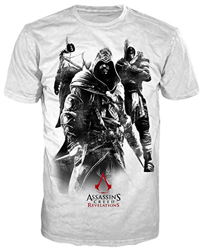 T shirt Assassin's Creed 4 Revelation Ezio Head