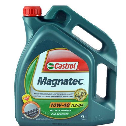 G: 4,60Euro/Liter Castrol 10W-40 Magnatec A3/B3