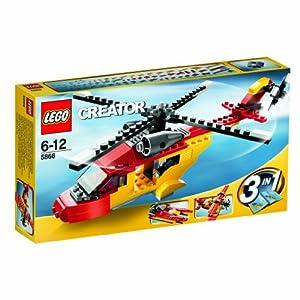 LEGO Creator 5866: Rotor Rescue
