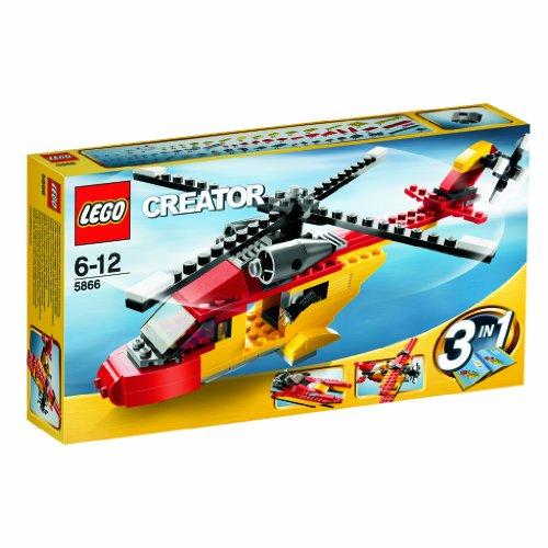 LEGO Creator 5866 - Rettungshelikopter