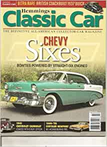 Hemmings Classic Car Magazine Phone Number