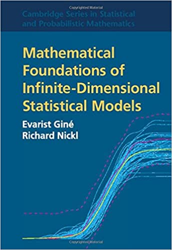Mathematical Foundations Of Infinite-Dimensional Statistical Models (Cambridge Series In Statistical And Probabilistic Mathematics)