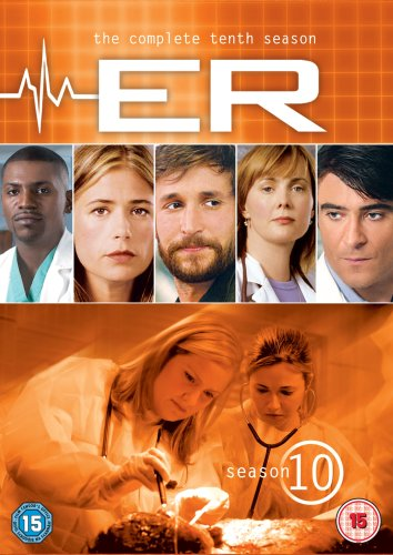 ER: The Complete Tenth Season [DVD]