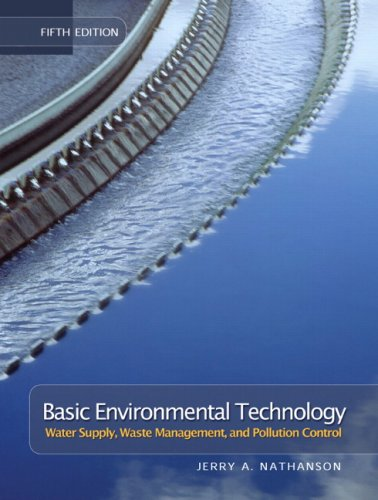 Basic Environmental Technology: Water Supply, Waste...