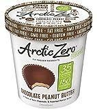 ARCTIC ZERO Fit Frozen Desserts - 6 Pack - Chocolate Peanut Butter Creamy Pint