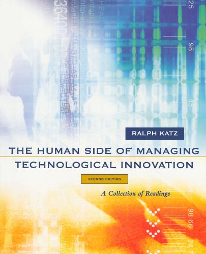 The Human Side of Managing Technological Innovation: A...