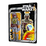 Boba Fett Rocket Firing 12 Inch Kenner Gentle Giant Jumbo Figure