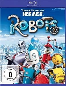 Robots [Alemania] [Blu-ray]