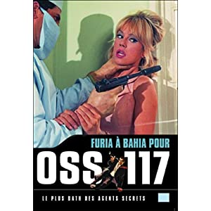 Furia à Bahia pour OSS 117 - 1965 - André Hunebelle 51PxXR-tNYL._SL500_AA300_