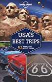 img - for Lonely Planet USA's Best Trips (Travel Guide) book / textbook / text book
