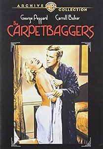 Carpetbaggers [DVD] [1963] [Region 1] [US Import] [NTSC]